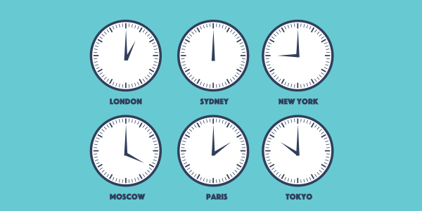 Translation turnaround time around the world